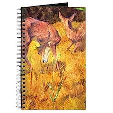 Deer in the Reed Journal