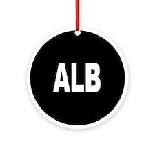 ALB Ornament (Round)