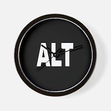 ALT Wall Clock