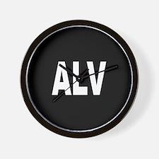 ALV Wall Clock