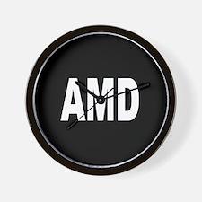 AMD Wall Clock