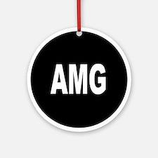 AMG Ornament (Round)