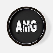 AMG Wall Clock