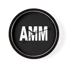 AMM Wall Clock