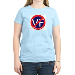 No VF Goodies Women's Pink T-Shirt