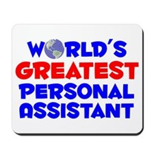 World's Greatest Perso.. (A) Mousepad