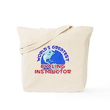 World's Greatest Cycli.. (E) Tote Bag