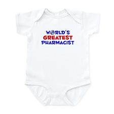 World's Greatest Pharm.. (A) Infant Bodysuit