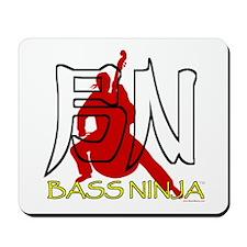 Bass Ninja Mousepad