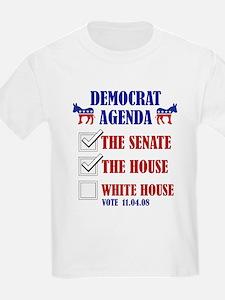 Democrat Agenda T-Shirt