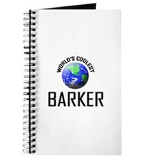 World's Coolest BARKER Journal