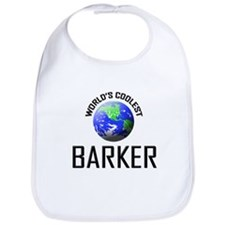 World's Coolest BARKER Bib