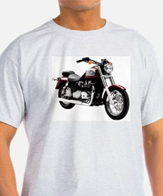 Triumph America Red T-Shirt