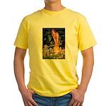 Midsummer's Eve Lakeland T. Yellow T-Shirt