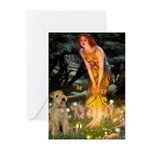 Midsummer's Eve Lakeland T. Greeting Cards (Pk of