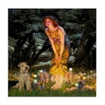 Midsummer's Eve Lakeland T. Tile Coaster