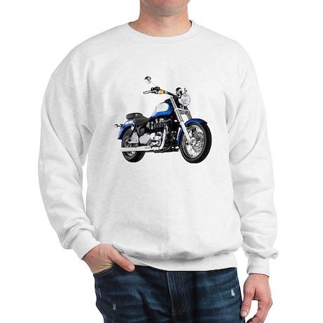 Triumph America Blue Sweatshirt