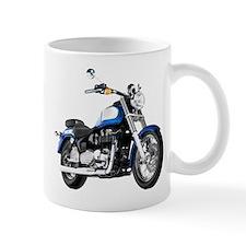 Triumph America Blue Mug