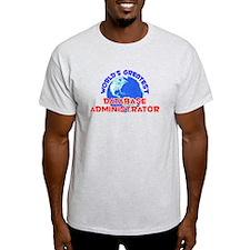 World's Greatest Datab.. (E) T-Shirt