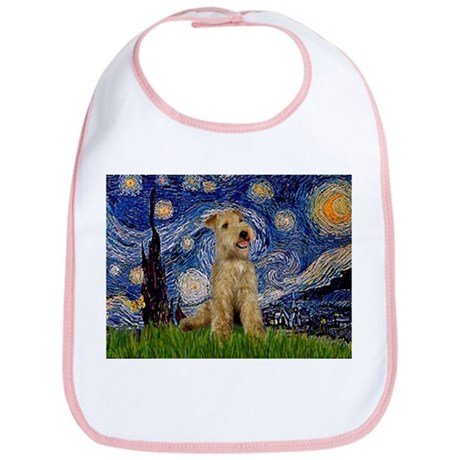 Starry Night Lakeland T. Bib