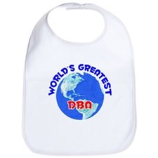 World's Greatest DBA (E) Bib