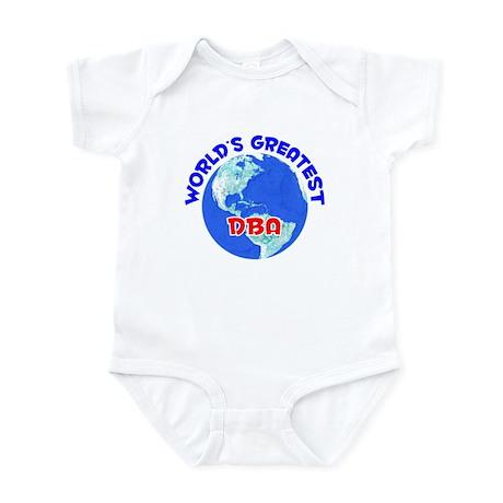 World's Greatest DBA (E) Infant Bodysuit