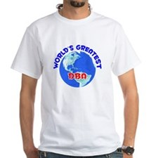 World's Greatest DBA (E) Shirt