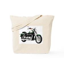 Triumph America Green #1 Tote Bag
