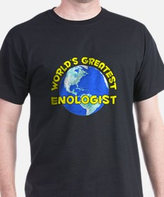 World's Greatest Enolo.. (D) T-Shirt