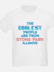 Coolest: Stone Park, IL T-Shirt