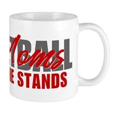 Basketball Moms Do It In The Stands Mug
