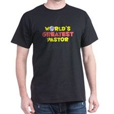 World's Greatest Pastor (B) T-Shirt