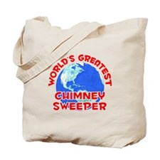 World's Greatest Chimn.. (F) Tote Bag