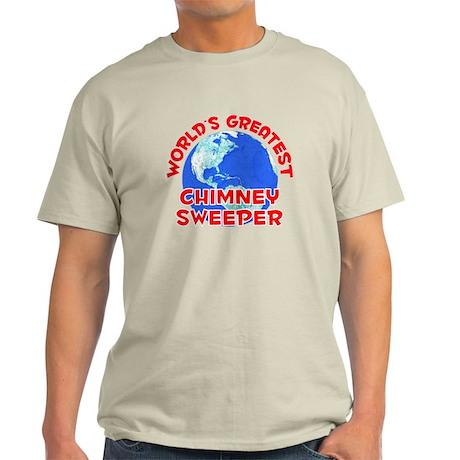 World's Greatest Chimn.. (F) Light T-Shirt