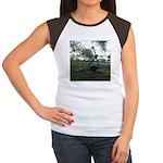 anchor Women's Cap Sleeve T-Shirt