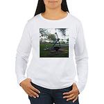 anchor Women's Long Sleeve T-Shirt