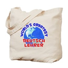 World's Greatest Deuts.. (E) Tote Bag
