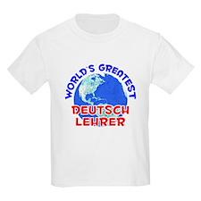 World's Greatest Deuts.. (E) T-Shirt