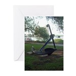 anchor Greeting Cards (Pk of 10)
