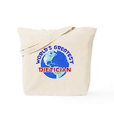 World's Greatest Dieti.. (E) Tote Bag
