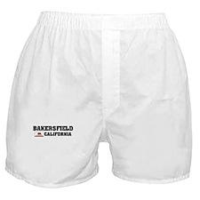 Bakersfield Boxer Shorts