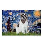 Starry Night / Landseer Postcards (Package of 8)