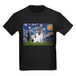 Starry Night / Landseer Kids Dark T-Shirt