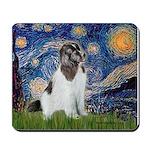 Starry Night / Landseer Mousepad