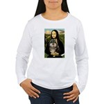 Mona and her Parti Pom Women's Long Sleeve T-Shirt