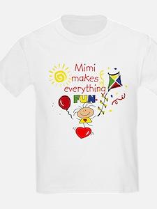 Mimi Fun Girl T-Shirt