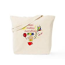 Nani Fun Girl Tote Bag
