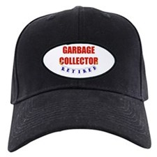 Retired Garbage Collector Baseball Hat
