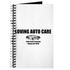lovng auto care Journal