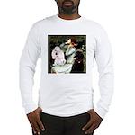 Ophelia / Poodle pair Long Sleeve T-Shirt